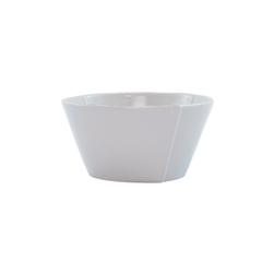Lastra Light Gray Stacking Cereal Bowl - LAS-2602LG