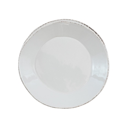 Vietri Lastra Light Gray Pasta Bowl - LAS-2604LG