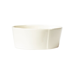 Vietri Lastra Linen Medium Serving Bowl - LAS-2631L