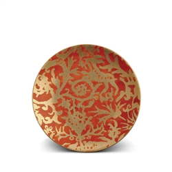 L'objet Fortuny Dessert Plates Pergolesi Orange Set/4