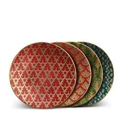 L'objet Fortuny Canape Plates Assortment