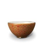 L'objet Fortuny Cereal Bowls Ashanti Orange Set/4