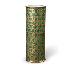 L'objet Fortuny Vase Peruviano Green Large