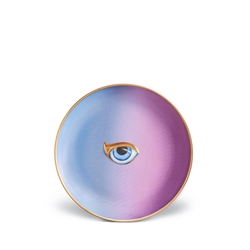 L'objet Lito-Eye Canape Plate-Blue+Purple