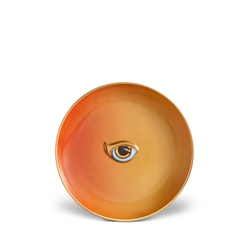 L'objet Lito-Eye Canape Plate-Orange+Yellow
