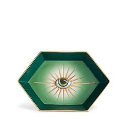 L'objet Lito-Eye Hexagon Tray