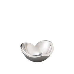 Nambe Mini Love Bowl 4.5""