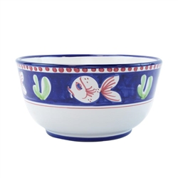 Vietri Campagna Pesce Deep Serving Bowl - PES-1042N