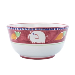 Vietri Campagna Porco Deep Serving Bowl - POR-1042N