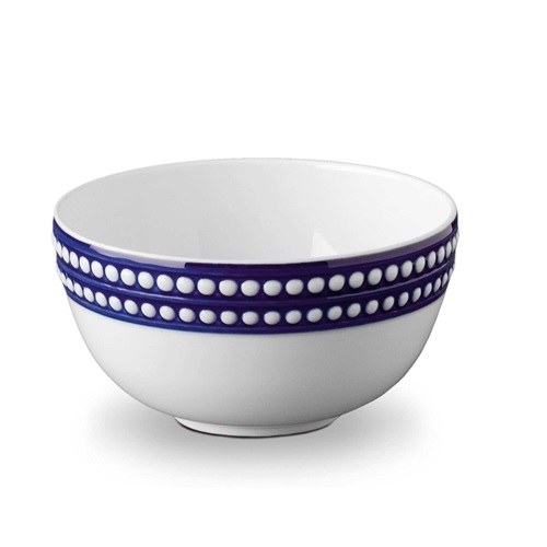 L'objet Perlee Blue Cereal Bowl