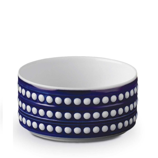 L'objet Perlee Blue Bowl Small