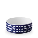 L'objet Perlee Blue Bowl Medium