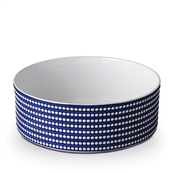 L'objet Perlee Blue Bowl Large