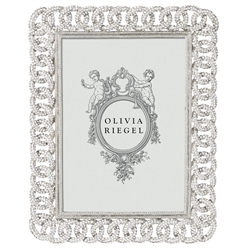 Olivia Riegel Crystal Chandler 5x7 Photo Frame