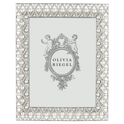 Olivia Riegel Pegeen 8x10 Photo Frame