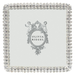 Olivia Riegel Crystal Chelsea 4x4 Frame