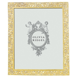 Olivia Riegel Gold Windsor 8 x 10 Frame - Chelsea Gifts