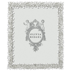"Olivia Riegel Twinkles 8"" x 10"" Frame with Decorative Back"