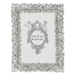 "Olivia Riegel Twinkles 5"" x 7"" Frame with Decorative Back"