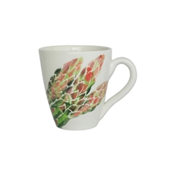 Vietri Spring Vegetables Asparagus Mug