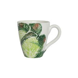 Vietri Spring Vegetables Cabbage Mug