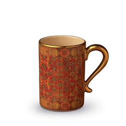 L'Objet Tabriz Rug Mug - Set of 4