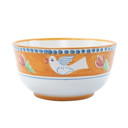 Vietri Campagna Uccello Deep Serving Bowl - UCC-1042