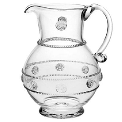 Juliska Isabella Large Round Mouth-Blown Pitcher