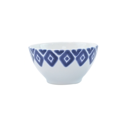 Vietri Santorini Diamond Cereal Bowl - VSAN-003005A