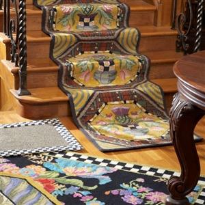 Mackenzie Childs Designer Rugs Decorative Mats