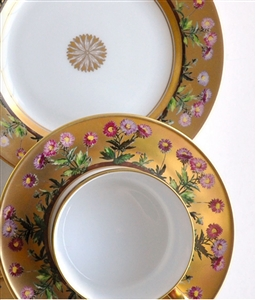 Heloise & Bernardaud Limoges The Formal Table Dinnerware - Chelsea Gifts