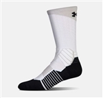 UA Youth Basketball Drive Crew Socks