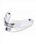 Cascade Goalie Throat Protector Clear