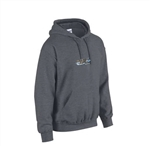 Team BC Hooded Men's Sweatshirt