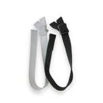 Cotton Floater Chin Strap - Black