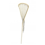 Traditional Lacrosse Wooden Box Goalie Stick