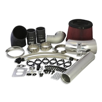 MDC Diesel 03-18 Cummins Complete 2nd Gen Manifold Swap Kit With S400 Frame Turbo