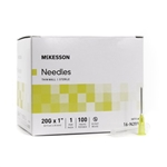 "Hypodermic Needle 20g x 1"" - Box of 100"