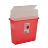 "Sharps-A-Gatorâ""¢ Multi-purpose Sharps Container - 5 Qt"