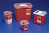 "Phlebotomy Sharps Container AutoDropâ""¢ 1-Piece - 2.2 Qt"