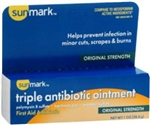 Sunmark® Triple Antibiotic Ointment - 1oz