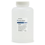 Sterile Water Irrigation Solution - 500 mL