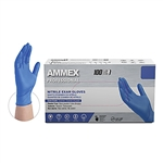 Professional Series Cerulean Nitrile Exam Gloves