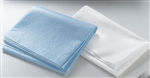 Fitted Cot Sheets  (Blue)