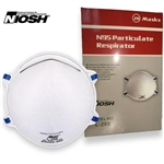 Harley N95 Respirator Face Mask -  L-288 - NIOSH Approved