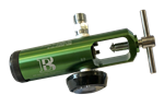 B&E Medical Oxygen Regulator - 0-25 LPM