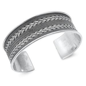 925 Sterling Silver Slip On Round Tube Bangle Bracelet 3 mm X 606570 mm Diameters