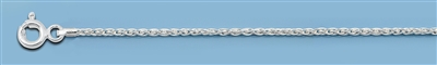 Silver Italian Chain - Wheat 035