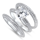 Silver CZ Ring  -  $16.98