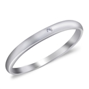 Silver CZ Ring  -  $3.72